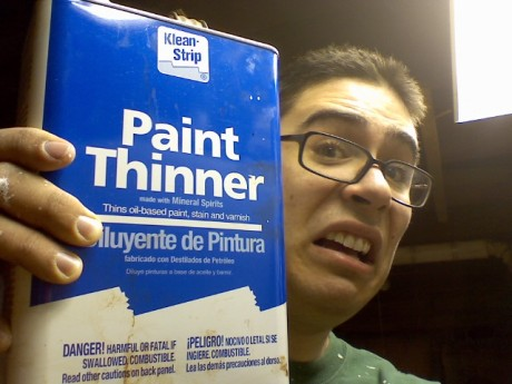 paint-thinner